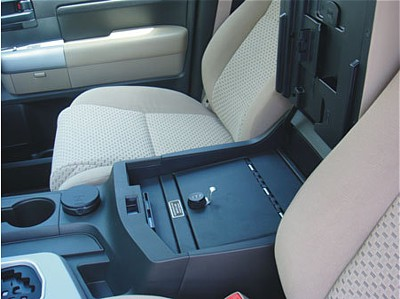 TruckVault - Vehicle Cargo Secure Storage Solutions