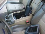 Ford F350 Console Vault