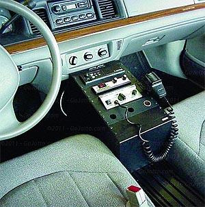Ford Crown Victoria  Console