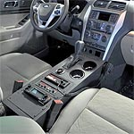 Ford Explorer 6385 Console