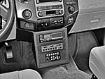 Ford F250-750 Console