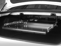 Chev Impala Police Equipment Trunk Tray