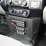 Ford F150 Vertical Console