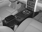 Dodge Durango Radio Console