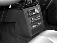 Ford Excursion/Excursion 6045 Console