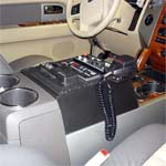 Ford Expedition 6190 Console
