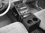 Lazy L Crown Vic Police Equipment Console