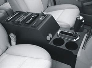 Ford Explorer 6250 Console