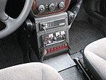 Chev Impala Police Equipment Console