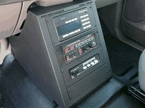 425 6224 Jotto Desk Radio Equipment Console Chevy Tahoe