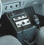 Chev Police Radio Console